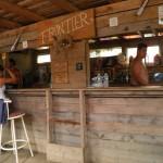 le bar du saloon